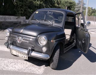 SEAT 600 1968