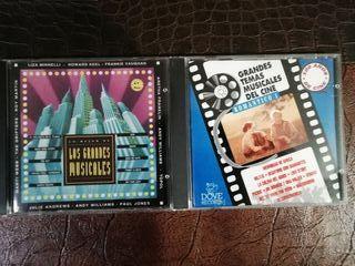 CD's grandes musicales
