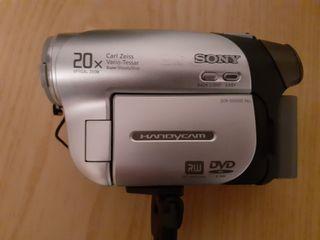 VIDEOCAMARA SONY MINI-DVD DCR-DVD92E