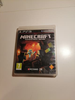 Mincraft PS3