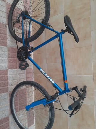 se vende bicicleta colorado