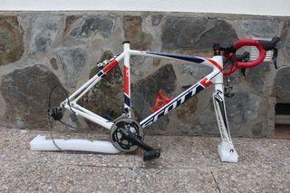 Cuadro bicicleta Scott