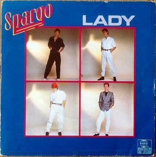 """SPARGO """"LADY"""" single-7'"""