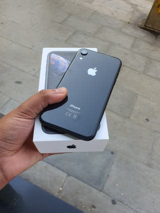 I PHONE XR 256GB NEGRO