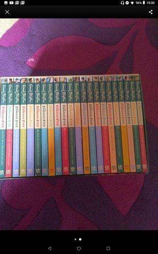 the famous five books gnid blyton