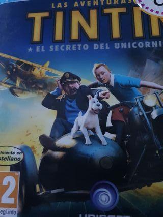 Tintin ps3