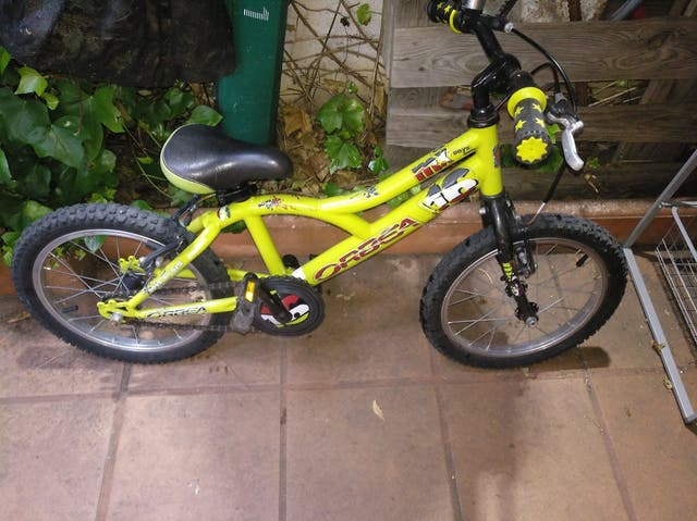 "Bicicleta Orbea 16"""