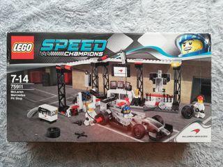 Lego Speed coches de carreras Nuevo