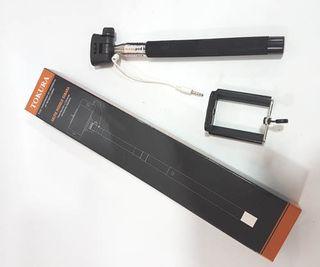 Selfie con Disparador por cable