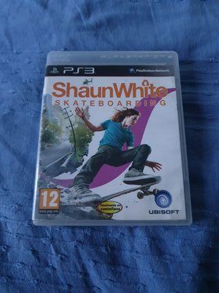 Skateboarding ps3