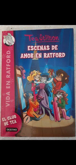 Club Tea, Escenas de amor en Ratford