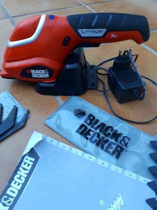 cortasetos Black&Decker
