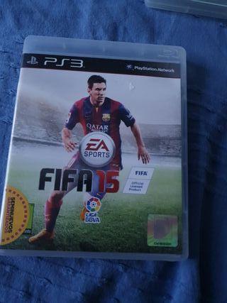 Fifa 2015 ps3