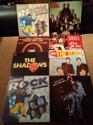 ROCK AND ROLL - VINILOS