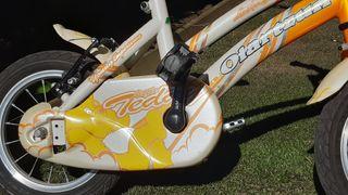 Bicicleta 12 pulgadas niño o niña