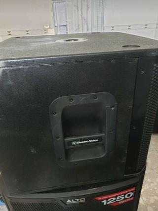SUBGRAVE ELECTROVOICE ZXA1