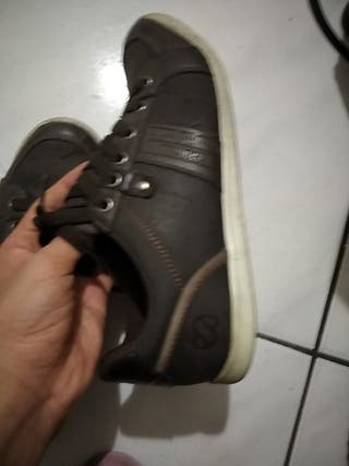 chaussures silver