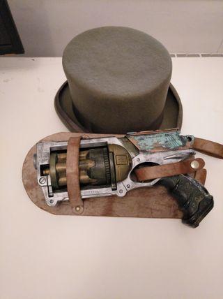 Complementos disfraz Steampunk hombre