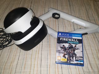 Gafas VR PSVR para PlayStation 4 + Aim Controller