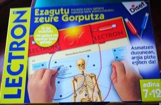 Ezagutu zure gorputza + regalos