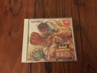 Juego DREAMCAST JAPONESA Street Fighter III