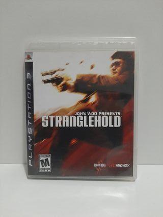Stranglehold para Ps3 en Inglés.