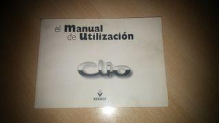 Manual de usuario de Renault Clio