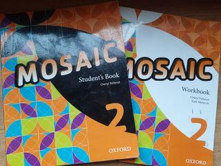 Libro de inglés. Mosaic 2