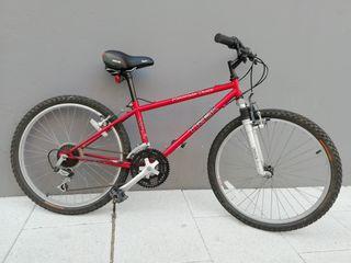 bicicleta niño Trek