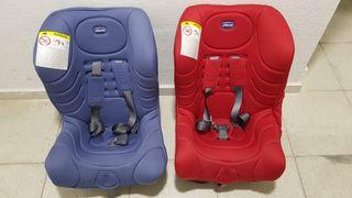 silla coche grupo 2 de Chicco