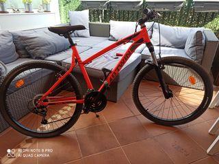 """Bicicleta 26"""" talla M"""