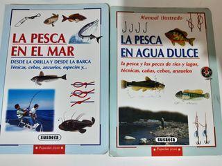 libros con toda la informacion necesaria para pesc