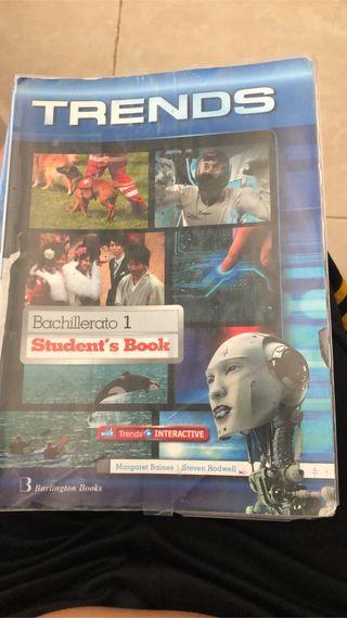 Libro de inglés, 2 Bachillerato