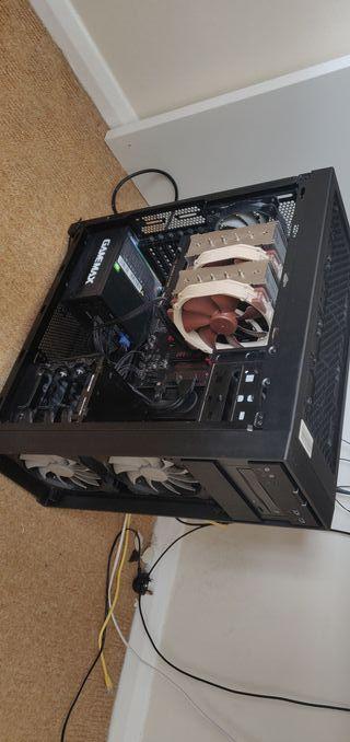 Custom Gaming Desktop PC - High Specification (Ove
