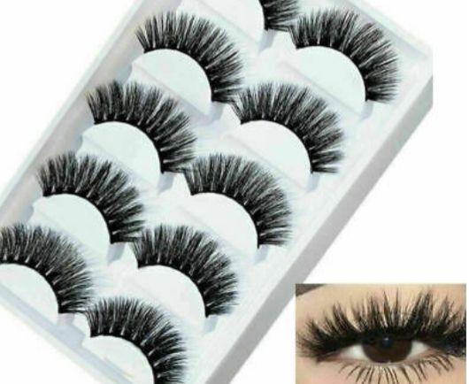 flutter lashes