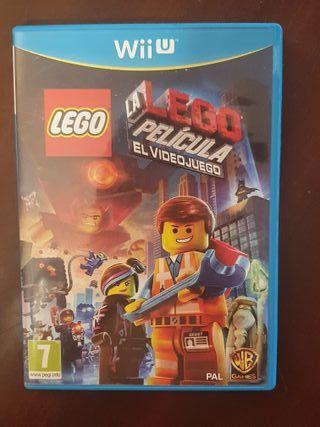 Lego la Pelicula el videojuego Nintendo Wii U