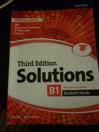 Solutions Student's Book