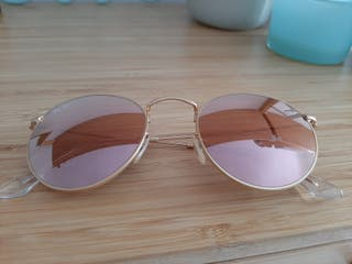 Ray-Ban Round Metal RB3447 Rosa