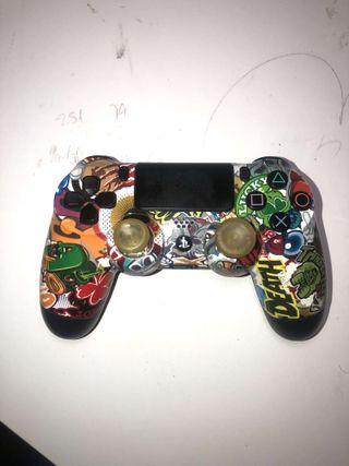 Mando Personalizado PS4 Burn Controllers