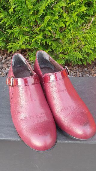 Zapatos flex-system
