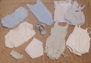 lote ropa bebe 1-3 meses