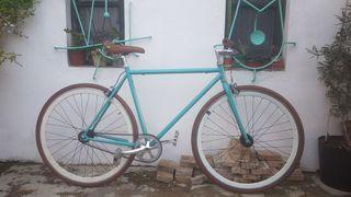 Bicicleta paseo fixie fixed single speed