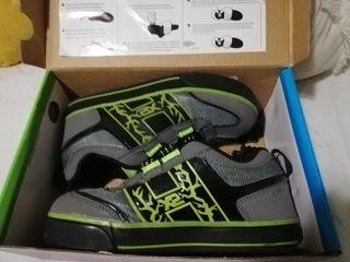 zapatillas con ruedas Heelys n 34