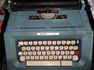 Maquina de escribir, Olivetti