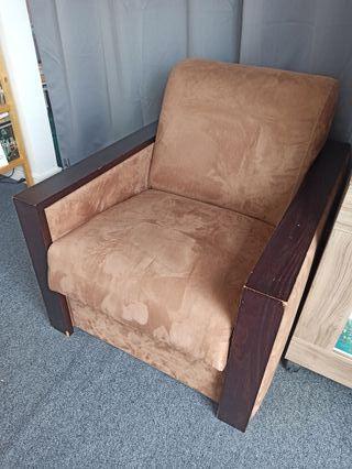 URGENT - DONNE canapé convertible et fauteuil
