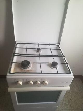 cocina / horno gas