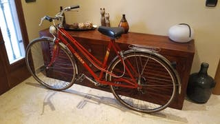 Bicicleta Orbea Laida antigua vintage