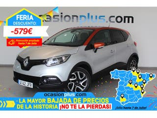 Renault Captur dCi 90 Zen Energy eco2 SANDS 66 kW (90 CV)