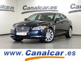 Jaguar XF 2.7 D V6 Premium Luxury