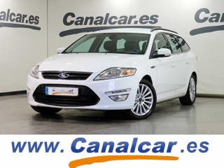 Ford Mondeo SportBreak 1.6 TDCI A-S-S Limited Edition 85 kW (115 CV)